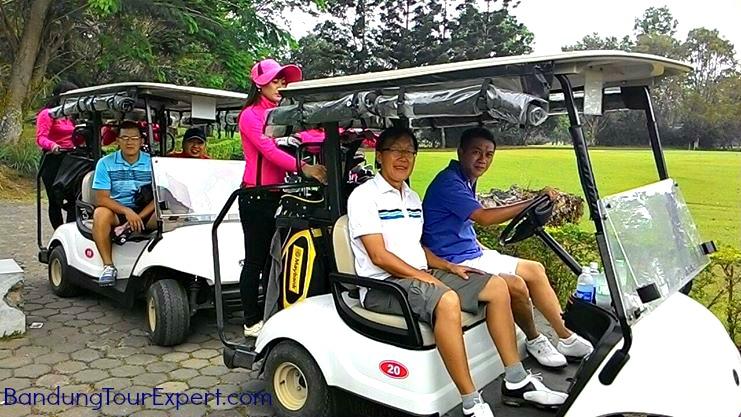 Golf Tour James