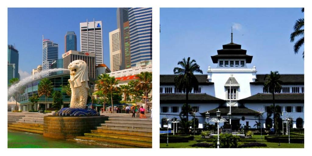 Singapore Vs Bandung